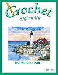Morning At Port Crochet Afghan Kit